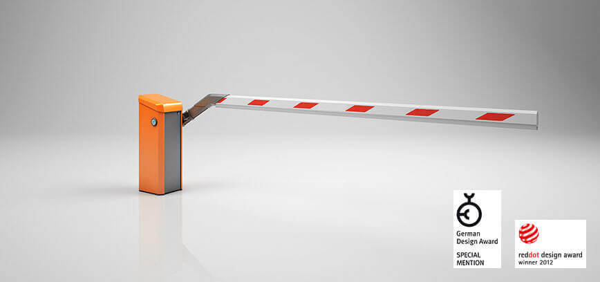 Smart line Pro L slagboom
