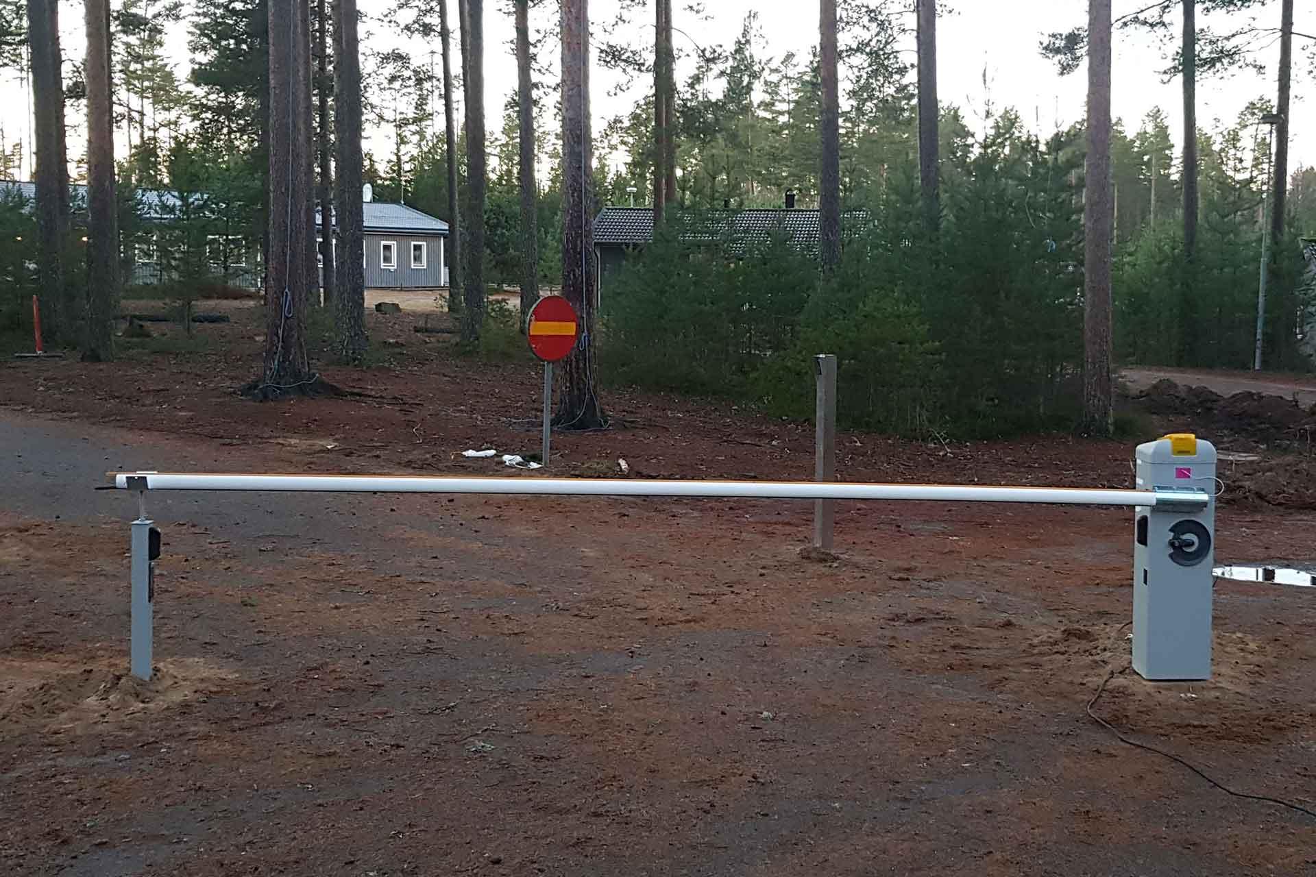 Smartline slagbomen in meerdere lengtes beschikbaar